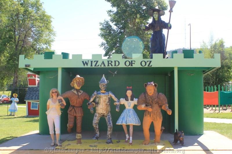 Nel regno di Oz ...