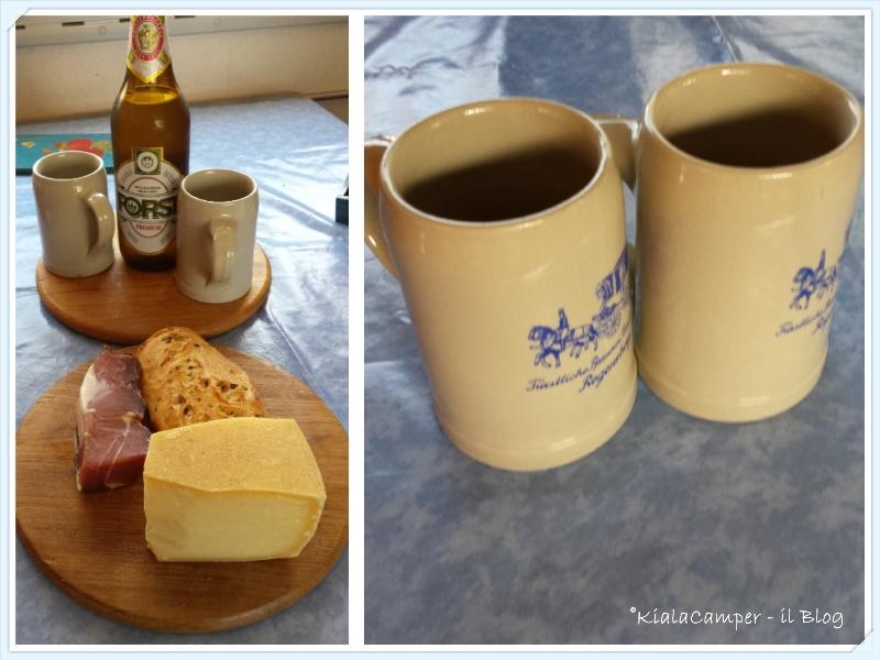 Boccali di birra dalla Germania / Bierkrüge / German Beer steins