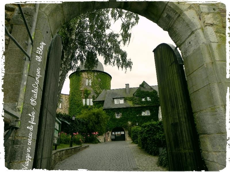 Sababurg, Germania, Bella Addormentata