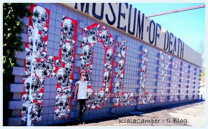 Il museo della morte a Hollywood