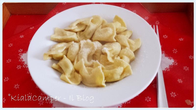 Idrijski žlikrofi * Slovenia food