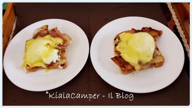 Eggs Benedict, ricetta