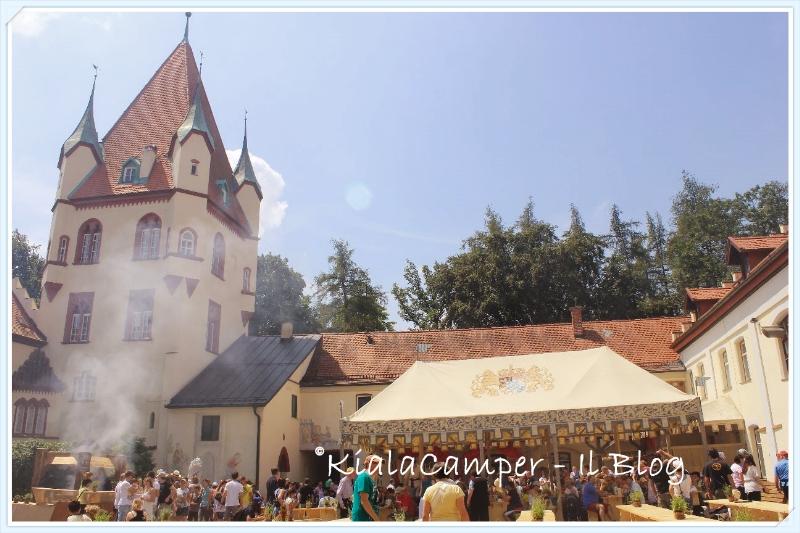 Kaltenberger Ritterturnier, Baviera, Germania